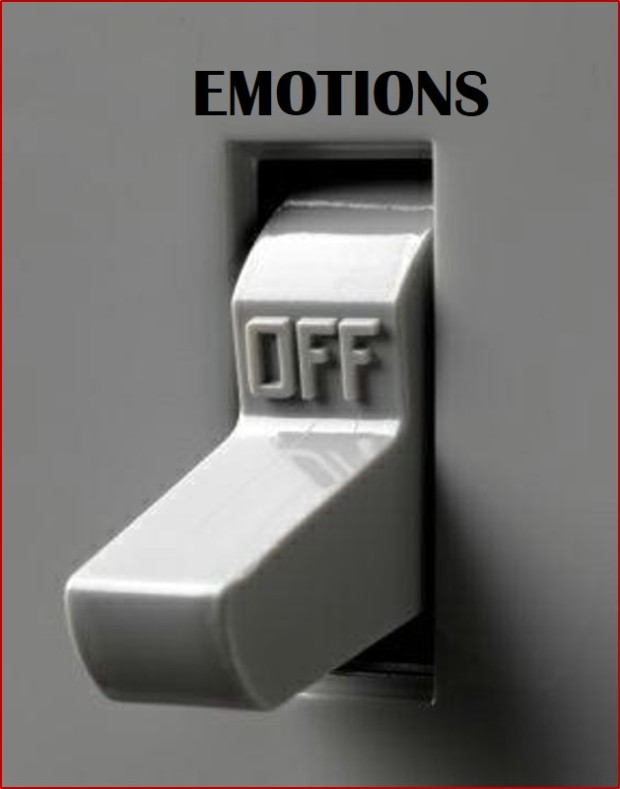 emotions off