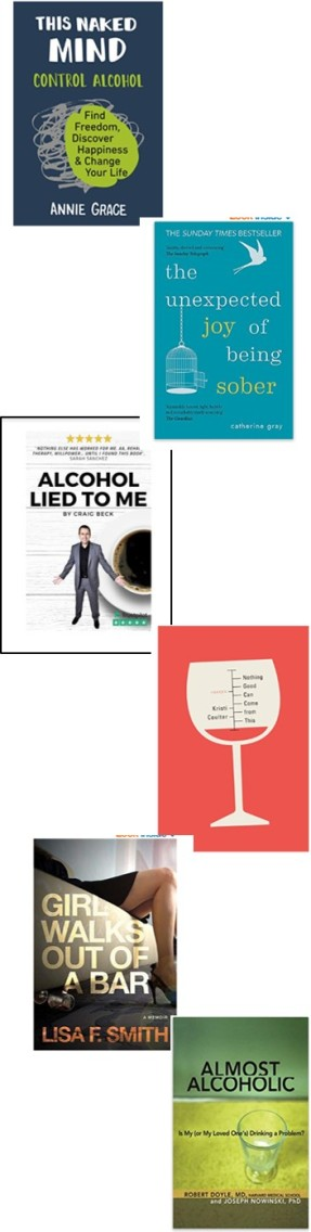 books on drinking