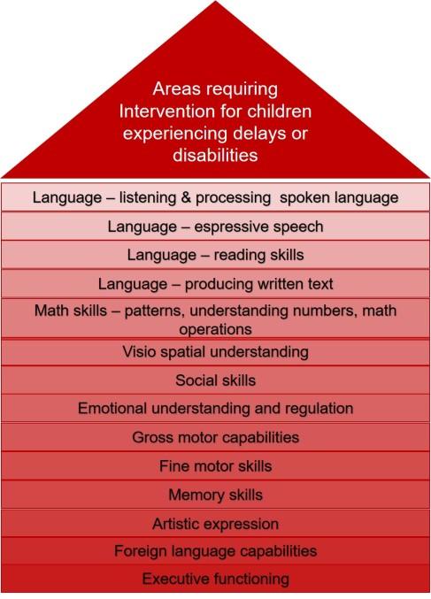 intervention areas